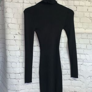 Misguided Turtle Neck Dress - NWT